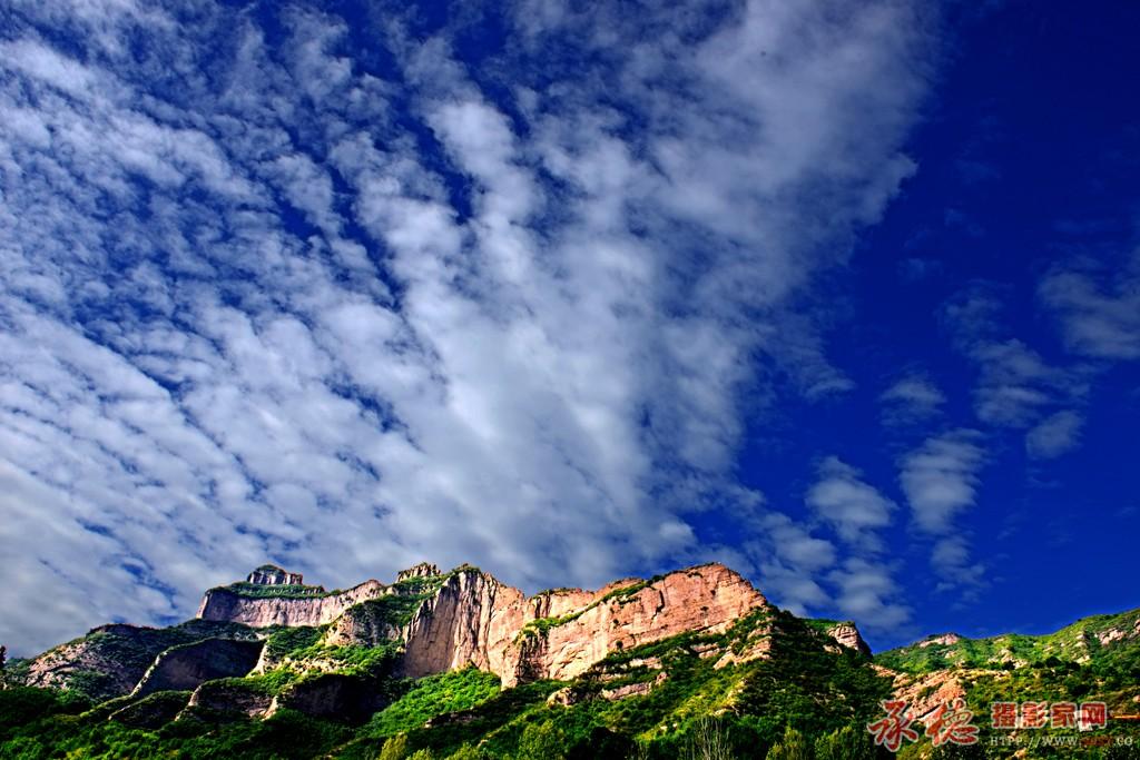 唐家湾风光 - 自然风光 承德摄影家网 - 承德热河摄影