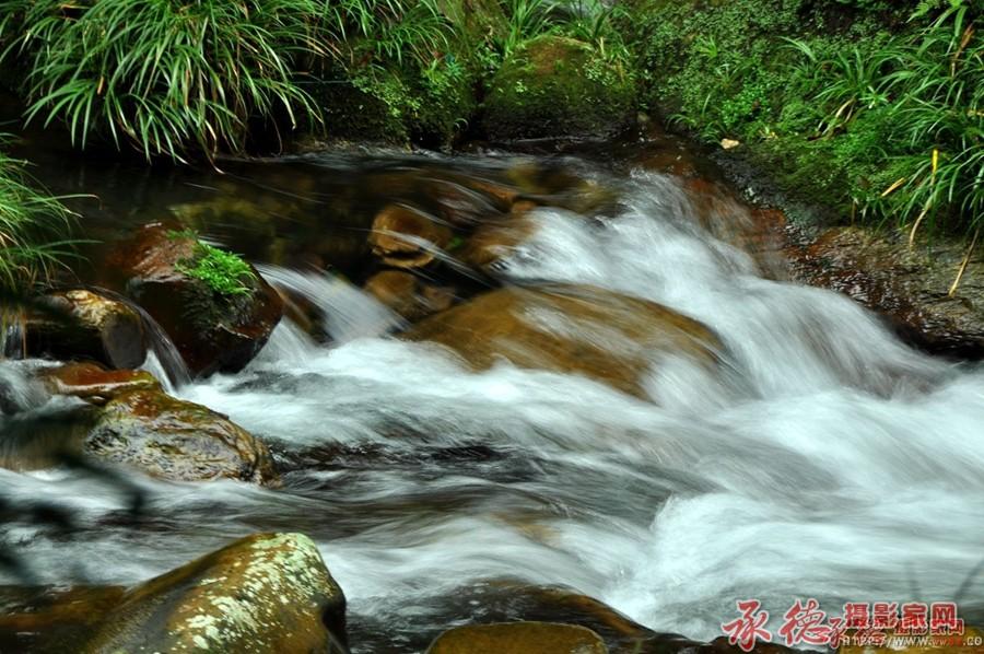 小溪--天天锻炼