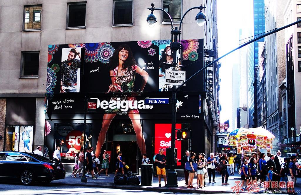 纽约街景 4