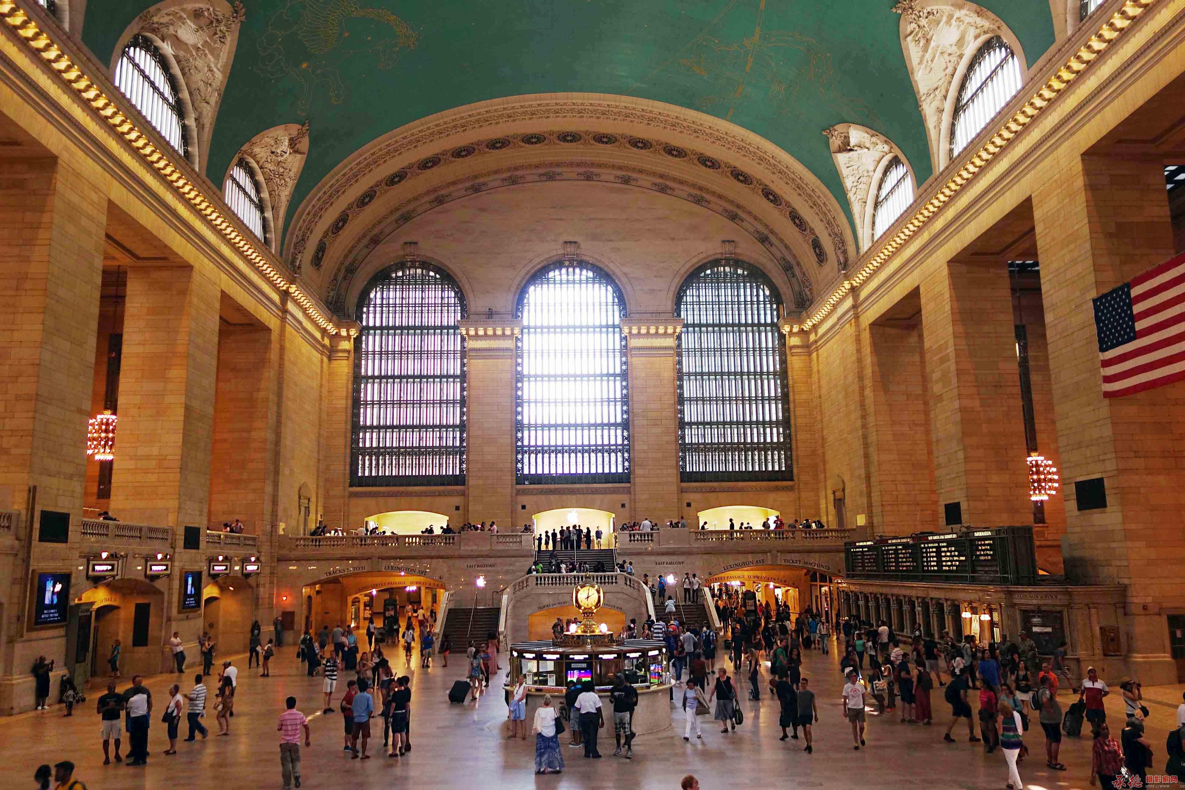 纽约中心车站