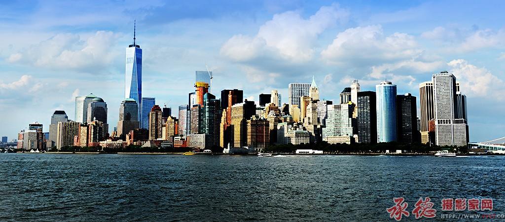 纽约世贸中心1