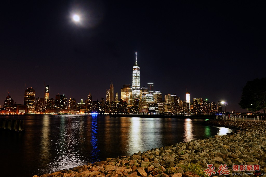 纽约世贸中心3