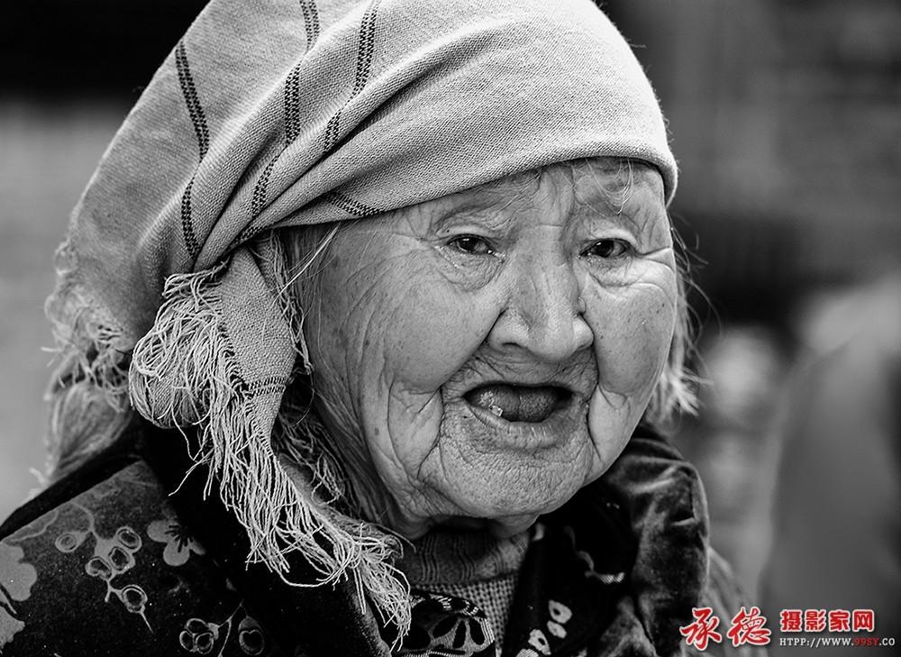 优秀奖:百岁老人 zhangnl0610