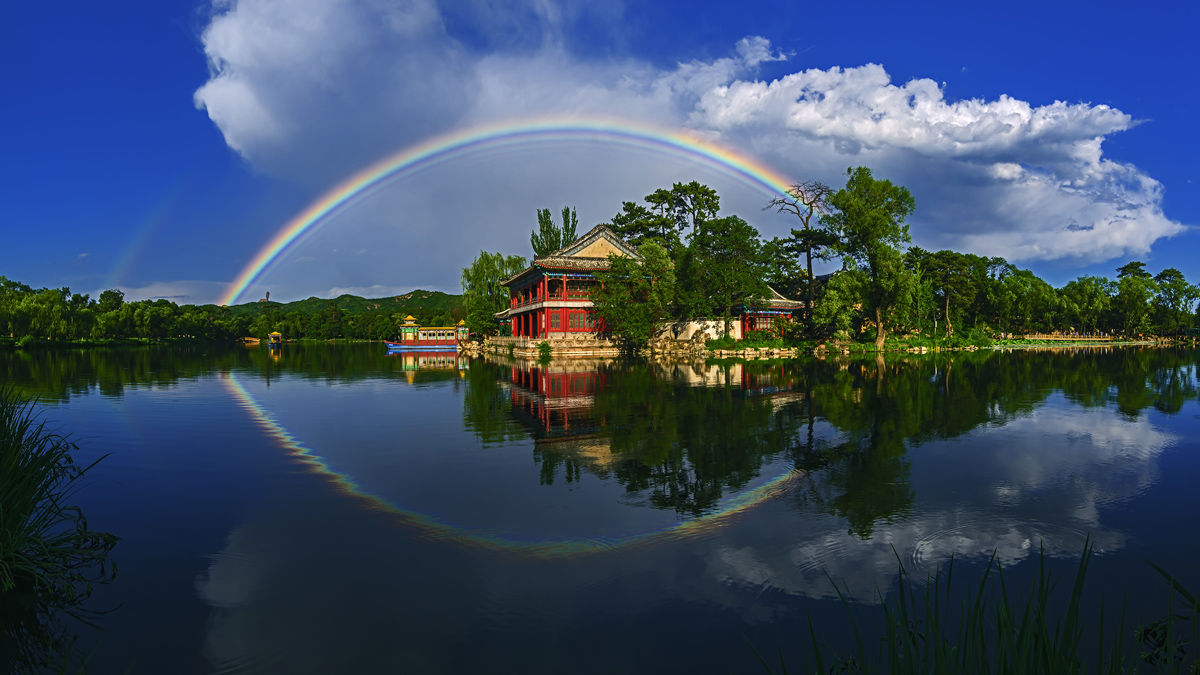第二届避暑山庄及周围寺庙摄影大赛