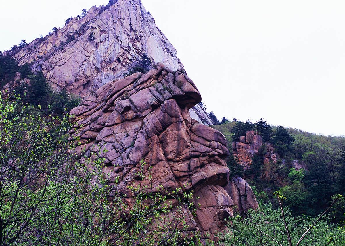 C3雾灵山奇峰怪石- (9)