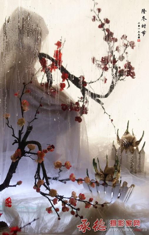 85、隆冬时节-戴翔