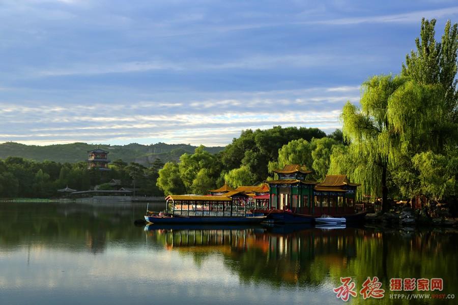 67.澄湖的早晨-华子歌