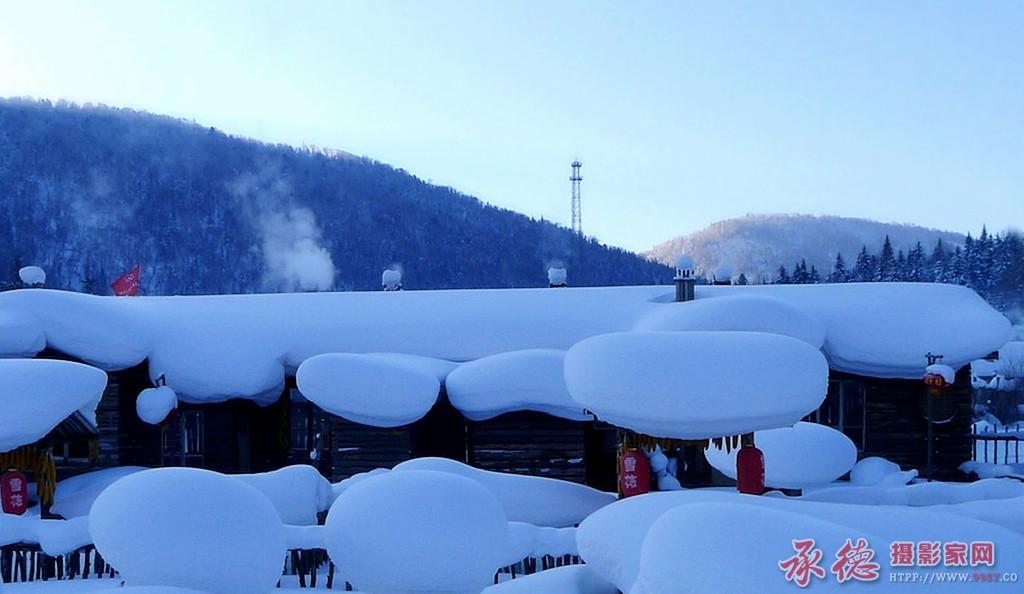 96.雪乡的雪-cdmc205