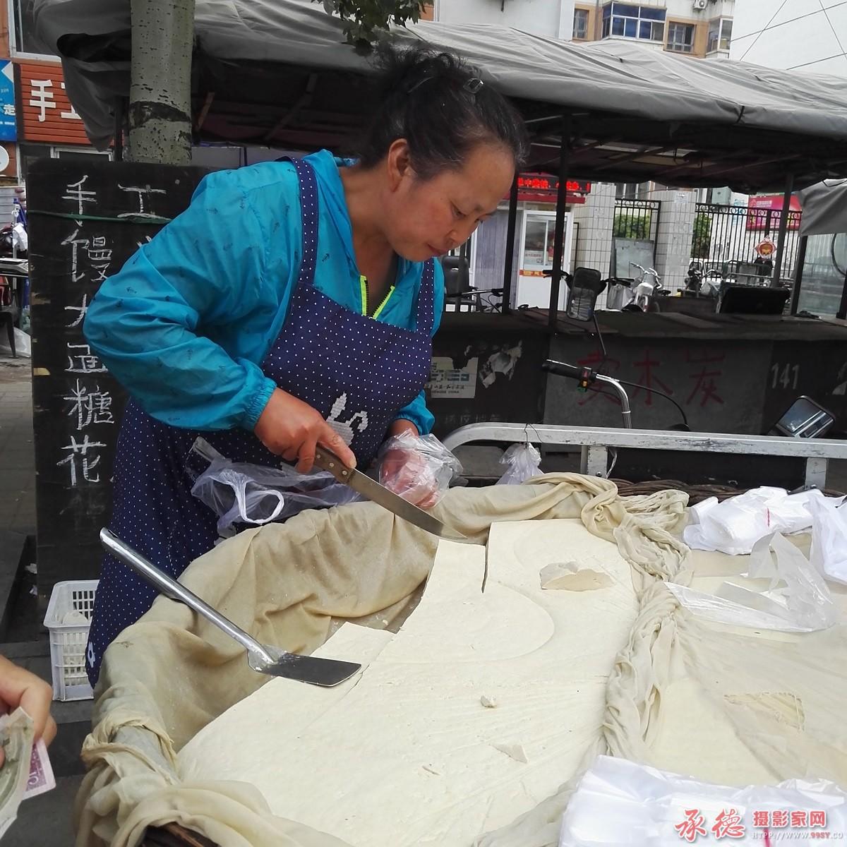 78、卖豆腐的女人-在水一方