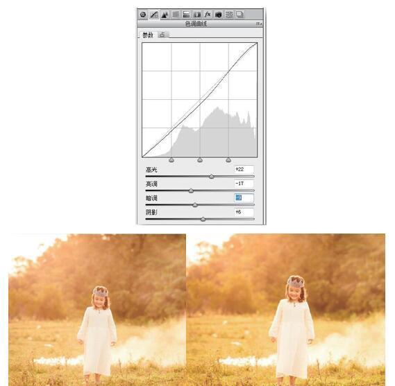 Photoshop+Lightroom轻松调出欧美复古色调照片