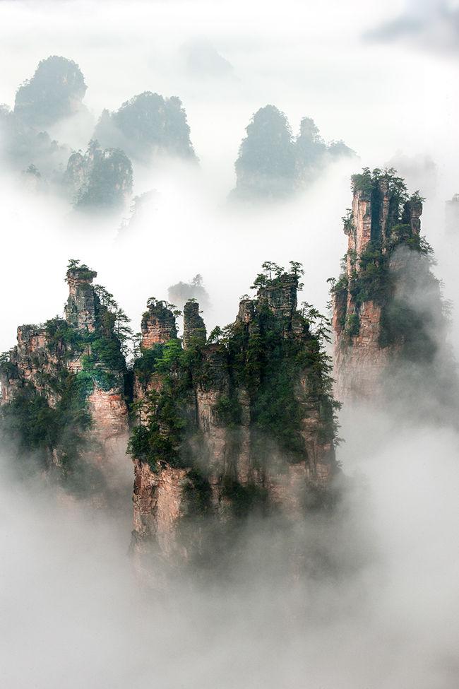 42-雾索奇峰