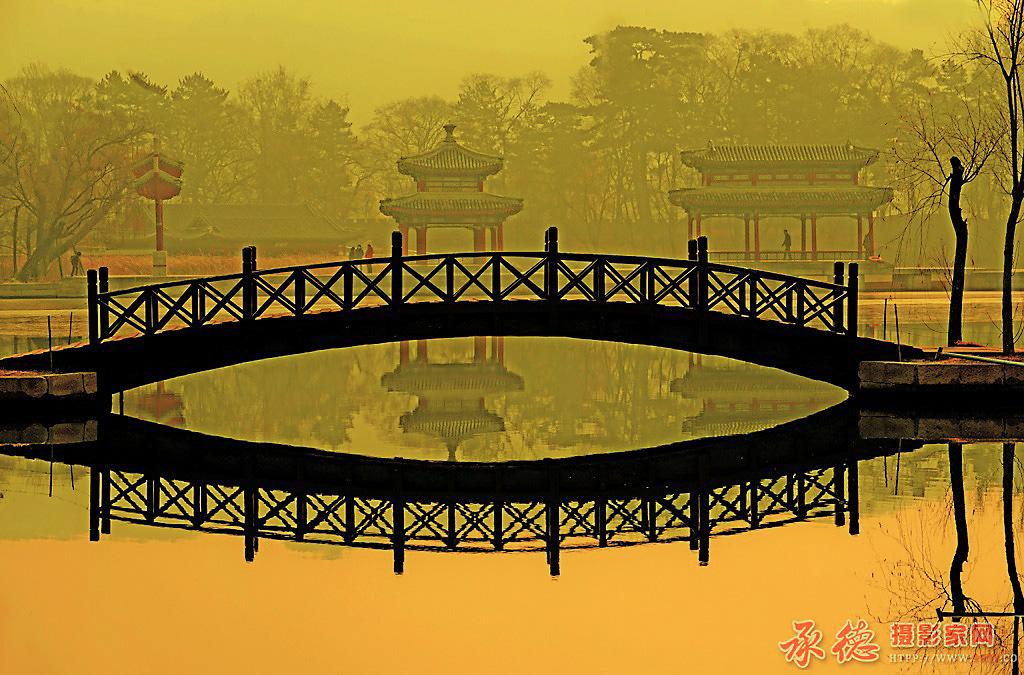 4-亭榭桥影