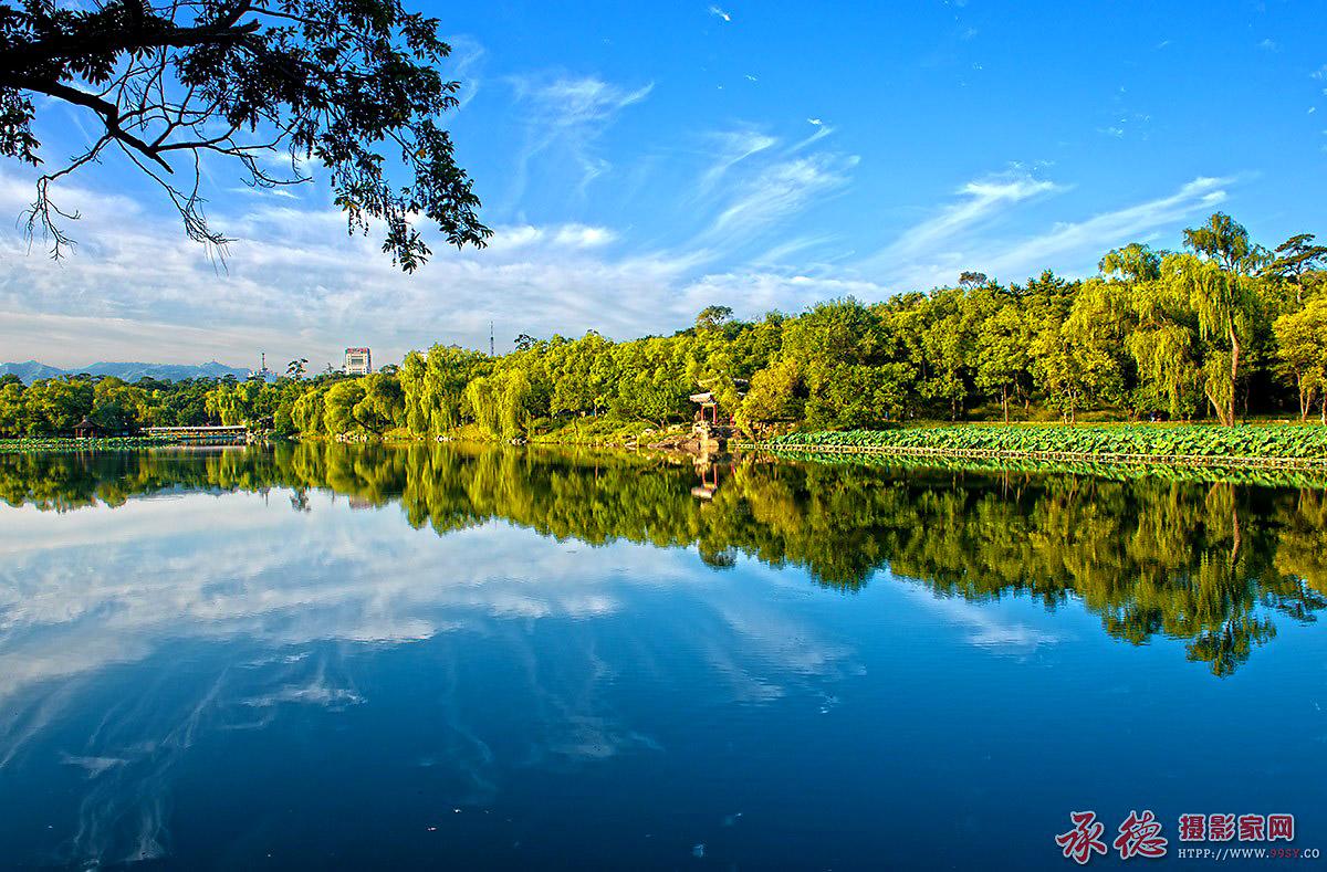 15-如意湖之夏