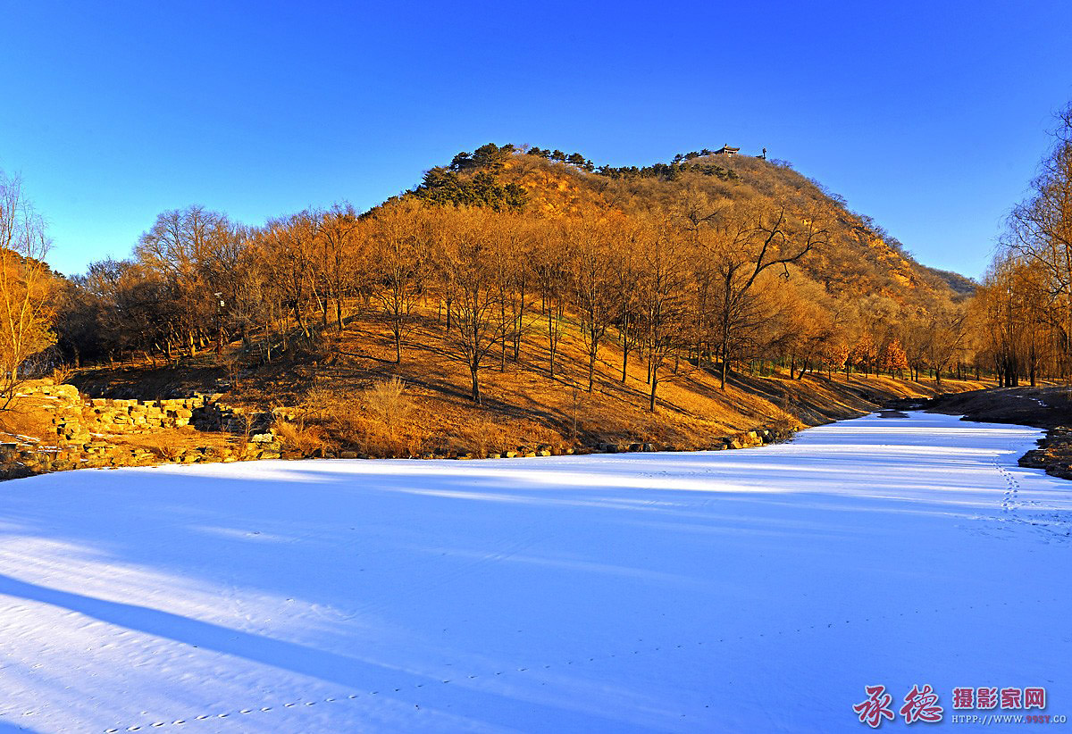 17-南山积雪